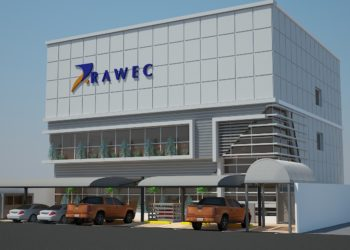 Rabigh Arabian Water & Electricity RAWEC New Head Office